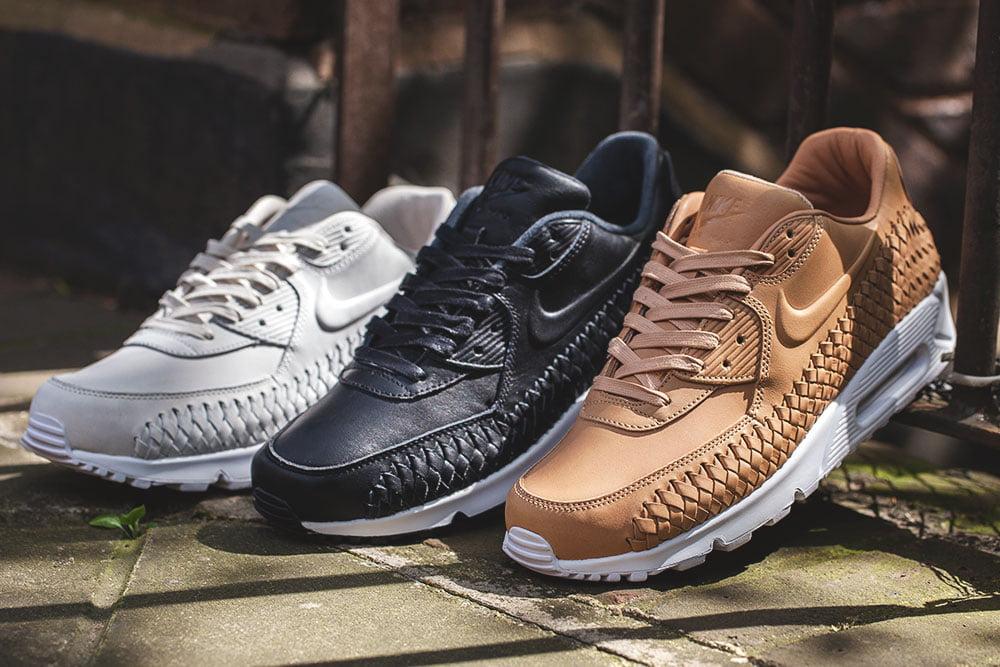 Giày Nike Air Max 90 tung màu mới ấn tượng !