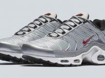 """Giày Nike Air Max Plus phiên bản """"Silver Bullet""""- Lời chào tới Air Max 97"""