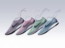 Giày Nike Flyknit phiên bản mới- Cảm hứng từ những chiếc Macaron ngọt ngào
