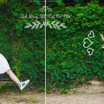 Giày thể thao và váy cưới – đổi mới để nổi bật