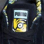 Giày Puma chủ đề Minion gây hứng thú