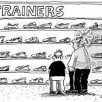 Những điều bạn nhất định phải biết khi mua giày thể thao