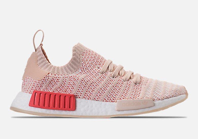 Phối màu mới của giày adidas NMD khuynh đảo đầu năm