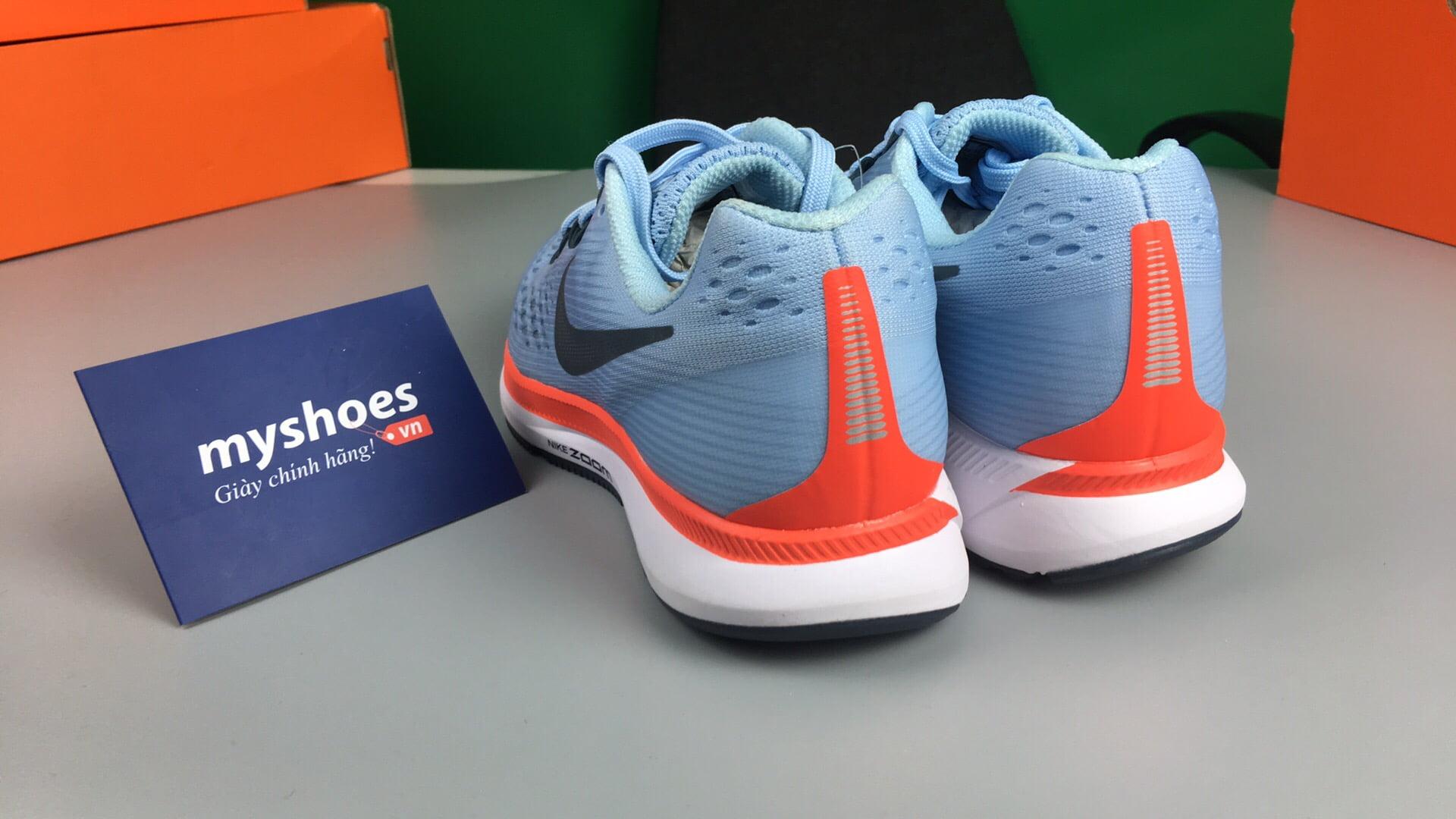 Giày Nike Air Zoom Pegasus 34 - người bạn đồng hành đáng tin cậy