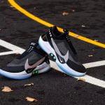 2019 dây giày trở thành dĩ vãng? Giày Nike ra mắt mẫu giày tự thắt dây bằng smartphone