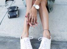 Đi giày thể thao mùa hè – Tại sao không?